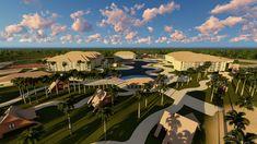 Urban Design, Golf Courses