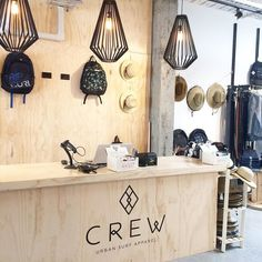 New local biz alert Check out @crewblenheim for awesome urban surf apparel just in time for summer