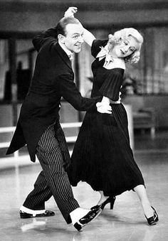 Fred Astaire and Ginger Rogers, Cheek to Cheek: Top 10 Classic Hollywood Dance Scenes