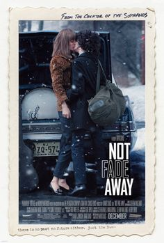 Not Fade Away - Movie Trailers