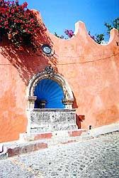 Colonial Fountain, San Miguel de Allende, Mexico