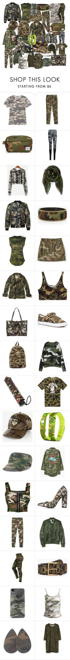 """When ur ex walks in and u gotta hide ASAP!!!!"" by sophiafbaumann on Polyvore featuring Prince Peter, Aéropostale, Herschel Supply Co., rag & bone, Chico's, Balmain, Hollister Co., GUESS, Jack Rogers and Madden Girl"