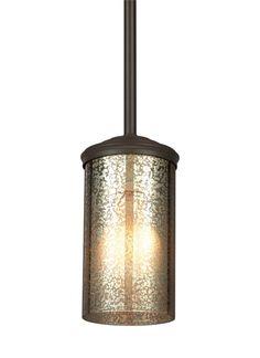 Seagull Lighting - One Light Mini-Pendant
