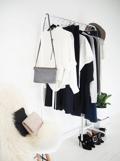 How To Edit Your Wardrobe — BADLANDS