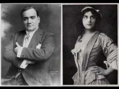 This recording is more than 100 years old. It is so incredible to hear voices of the past. Enrico Caruso  Geraldine Farrar - O Soave Fanciulla, La Boheme (1912)