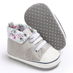 E&Bainel Baby Shoes Brand Newborn Baby Girl Shoes Canvas Solid Sport Shoe For Kids Footwear Infant Newborn Baby First Walkers