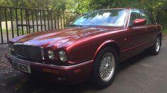 Jaguar XJ Sovereign - Barons