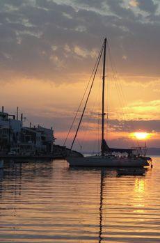 Kea (Tzia) island in Greece