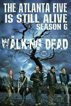 #TWD - Season 6