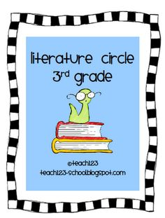 Literature Circle Tips for Organizing Your Literature Groups - 3rd grade: aligned with CCSS! $