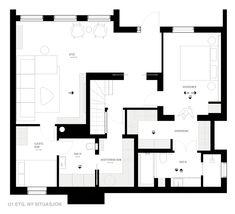 Berg — cecilie claussen Oslo, Floor Plans, Design, Velvet, Design Comics