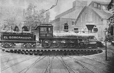 ‎Stephen Phillips‎ to Steam Locomotive Photographs on 'Facebook' on 04.01.18. From the August 1942 Trains magazine ..... the Worlds Biggest , in 1883 that is ......