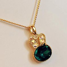 XL023 European fashion jewelry exquisite minimalist sea green rabbit lovely crystal pendant necklace women clavicle chain♦️ SMS - F A S H I O N 💢👉🏿 http://www.sms.hr/products/xl023-european-fashion-jewelry-exquisite-minimalist-sea-green-rabbit-lovely-crystal-pendant-necklace-women-clavicle-chain/ US $0.33