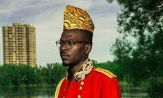 """NOUVEAUTé - Le Québécois d'origine congolaise Pierre Kwenders vient de lancer un premier album très attendu... Cliquez sur le lien en bas afin d'écouter """"Mardi gras."""""""
