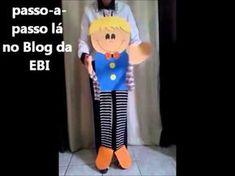 Blog da EBI: Marionete Gigante