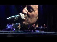 Bruce Springsteen Gothenburg 2016. Drive all night.