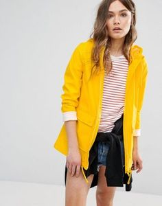 New Look Matte Anorak Jacket