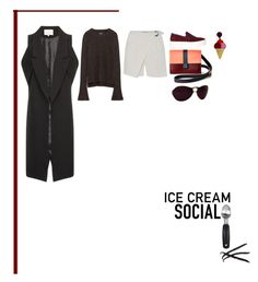 """""""U can always buy ice cream:)"""" by timelessstyle ❤ liked on Polyvore featuring Kenzo, Topshop, Zara, Lavish Alice, Jennifer Loiselle, COSTUME NATIONAL and OXO"""
