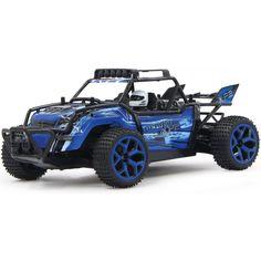 Beachbuggy leksaksbil Derago XP2 4WD 2,4G blue Leksakscity.se