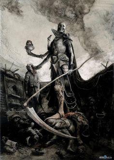 Демонический мир аргентинского художника Сантьяго Карузо (р. 1982): philologist