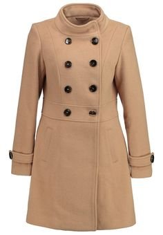 Pin for Later: Get the Must-Have Camel Coat Before the Autumn Shopping Rush Anna Field Classic Coat Camel Anna Field Classic Coat Camel Mantel Camel, Anna, Camel Coat, Must Haves, Casual Outfits, Classy, Jackets, Shopping, Popsugar