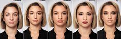 The Right Makeup to Advance at Work - Harvard Study on Effects of Office Makeup - Marie Claire