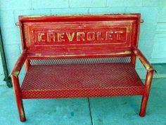 chevy bench