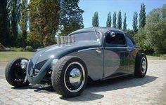 Badass VW by Cheech Marin