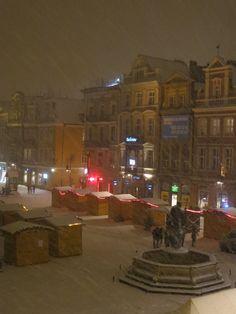 Christmas market at Poznań