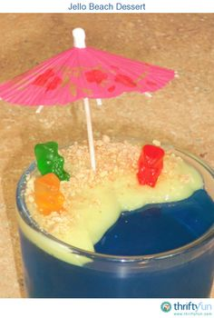 Perfect for a summer party. This tasty dessert is sure to be enjoyed by adults and kids alike!