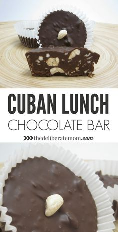 Do you remember Cuban Lunch from the Check out this fabulous copycat Cuban Lunch knock off recipe! Easy to make and delicious! Candy Recipes, Baking Recipes, Cookie Recipes, Dessert Recipes, Best Chocolate Bars, Chocolate Treats, Delicious Chocolate, Cuban Desserts, Easy Desserts