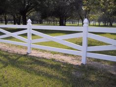 another pretty rail fence