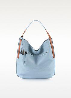 Francesco Biasia Zanzibar Leather Shoulder Bag Bags