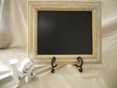 Chalk board chalkboard black board slate photo by PegsSecondChance, $25.00