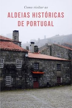 Discover the magnificent historical villages in Portugal, an off the beaten path destination close in between Porto and Lisbon. Travel Images, Travel Pictures, Travel Guides, Travel Tips, Travel Hacks, Portugal Travel Guide, Portugal Trip, Places To Travel, Places To Visit