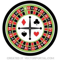 Casino Roulette Wheel Illustration                                                                                                                                                      More