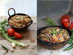Baingan Bharta recipe.... *every* time i eat indian, this is what i order. nom nom nom.