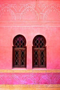 Marrakech.