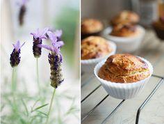 lavander light muffins