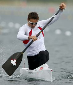Canadian Mark Oldershaw wins bronze medal in canoeing