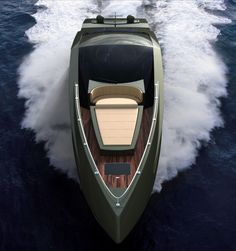 Project: Lamborghini Yacht | From up North