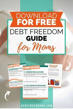The debt payoff journey can be a long and discouraging one, but it doesn't have to be! If you are just starting off and learning how to get out of debt, there are 5 simple steps you can take today to get a jumpstart. #debtpayoffprintables #debtpayofftips #creditcarddebtpayoff #financialfreedom