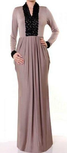 #Hijab Dress.