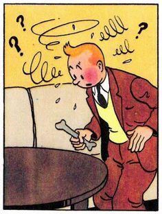 Hergé - Georges Prosper Remi (1907 – 1983). [Pinned 30-iv-2015]