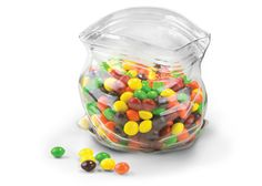 GLASS baggie - perfect for my candies on my desk at the office : )  Fred & Friends » Products