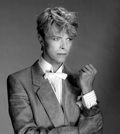 David Bowie by Greg Gorman