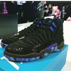 8ded60eead12 The Alternate Doernbecher Air Jordan 12 was designed Carissa Navarro s  sister