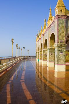 Les merveilles de Mandalay, Birmanie