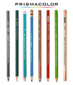 Prismacolor-Product-Range Pastel Pencils, Watercolor Pencils, Colored Pencils, Derwent Pencils, Wooden Pencils, Artist Pencils, Pencil Design, Brand Guide