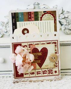 recipe card holders; Melissa Phillips